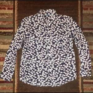 Woman's Button Down Dress Shirt